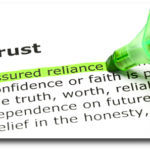 The Cornerstone Of Leadership Is Trust