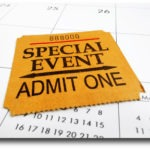 The Golden Law of Special Events