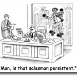 I Am A Salesman