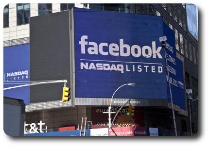 Facebook Nasdaq