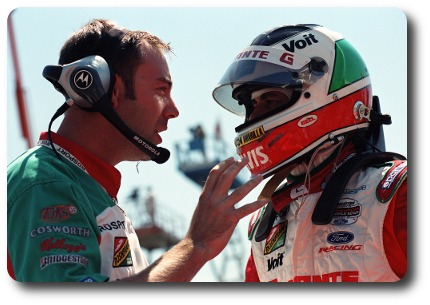 F-1 Racing Crew Chief & Driver