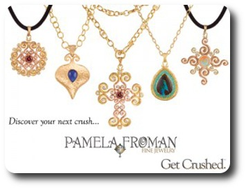 Pamela Froman Get Crushed Jewelry