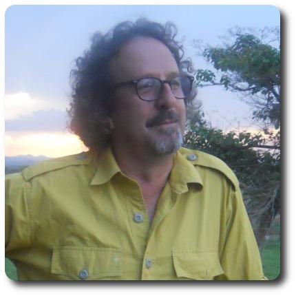 Ron LeBlanc in Tanzania